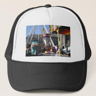 Fun fair in Amsterdam Trucker Hat