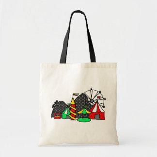 Fun Fair Tote Bag