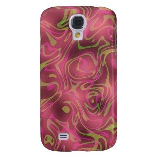 Fun Funky Cool Hot Pink 3G/3GS Galaxy S4 Case