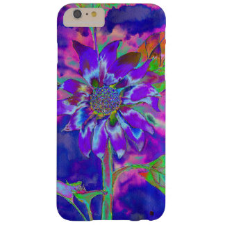 Fun in the Sun Blue Barely There iPhone 6 Plus Case