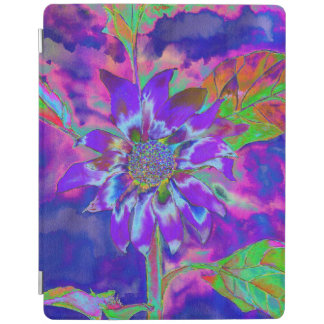 Fun in the Sun blue iPad Cover