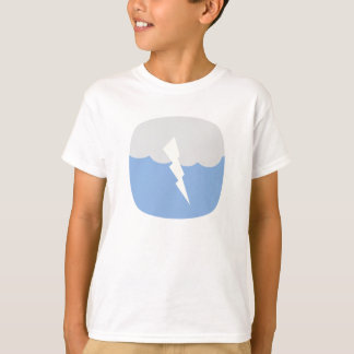 Fun Lighting Graphic T-Shirt