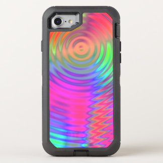 Fun Ripples OtterBox Defender iPhone 8/7 Case