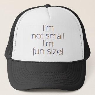 Fun Size (MultiColor Dark) Trucker Hat