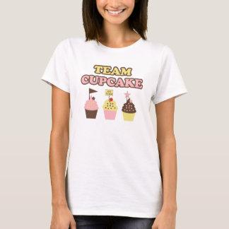 Fun Team Cupcake t-shirt