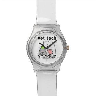 Fun Vet Tech Extraordinaire Watch