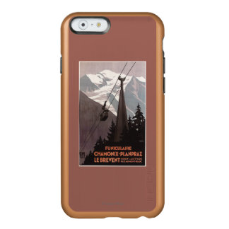 Funiculaire Le Brevent Cable Car Poster Incipio Feather® Shine iPhone 6 Case