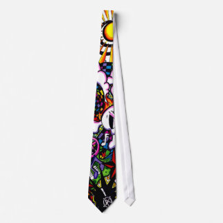 Funky Abstract Tie