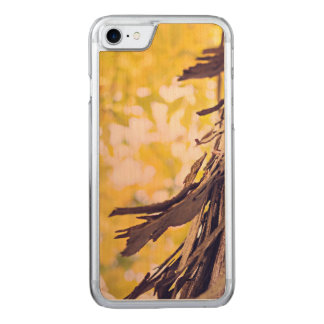 Funky bark carved iPhone 8/7 case