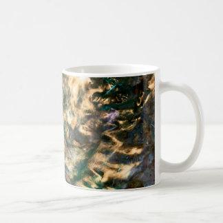 Funky Colored Water Coffee Mug