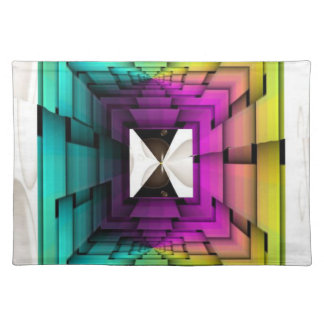 Funky Colors Placemat