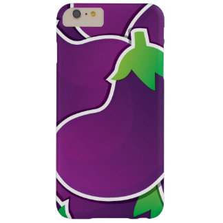 Funky eggplant barely there iPhone 6 plus case