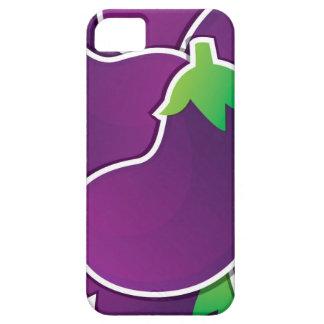 Funky eggplant iPhone 5 cases