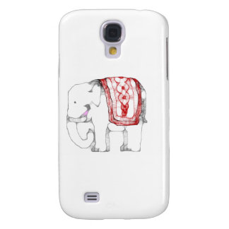 Funky Elephant Galaxy S4 Case