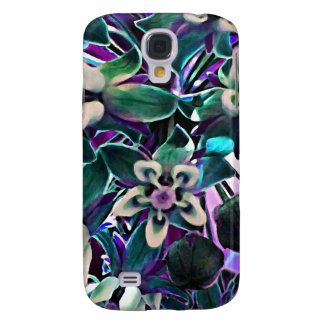 Funky Floral  Galaxy S4 Case