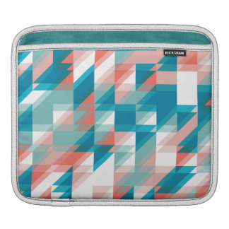 Funky Geometric Pattern Sleeves For iPads