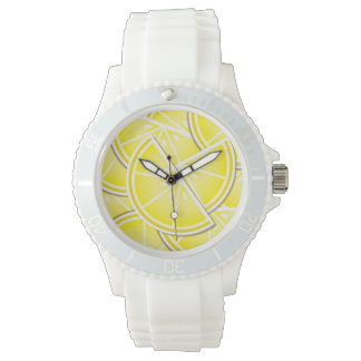 Funky lemon wedges! watch