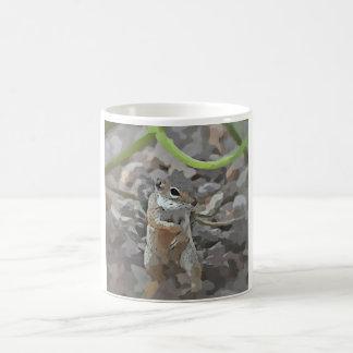Funky Mikey Ground Squirrel Coffee Mug