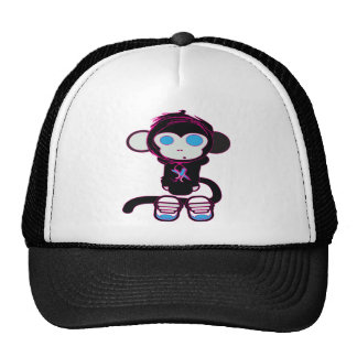 Funky Monkey by HusbandsRock Cap