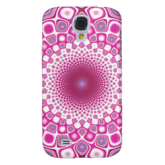 Funky Pink Galaxy S4 Case