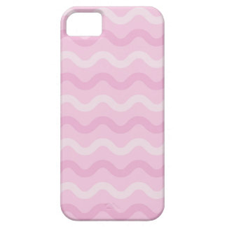 Funky PINK Waves iPhone 5 Cases