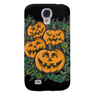 Funky Pumpkins Galaxy S4 Case