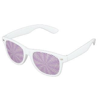 Funky Purple Retro Sunglasses