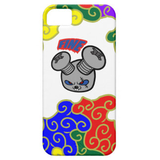 funky rat iPhone 5 cover