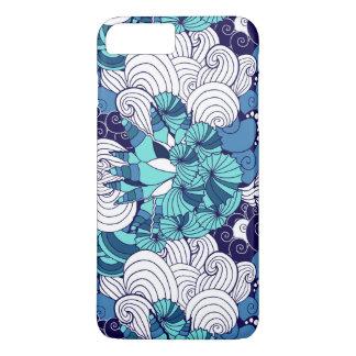 Funky Seashell Pattern iPhone 7 Plus Case