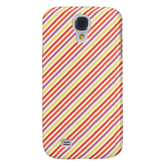 Funky Stripes Galaxy S4 Case