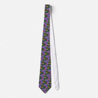 Funky Swirl Tie