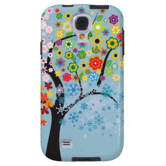 Funky Tree Galaxy S4 Case