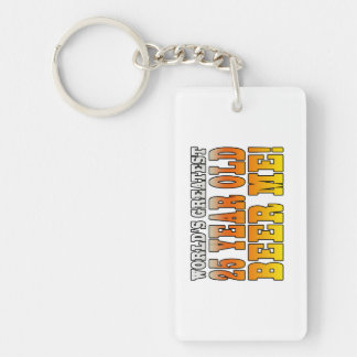 Funny 25th Birthdays : Worlds Greatest 25 Year Old Double-Sided Rectangular Acrylic Key Ring