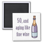 Funny 50th Birthday Gift Ideas Magnets
