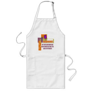 Funny 95th Birthday Gifts Long Apron