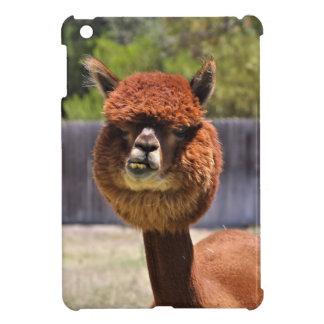 Funny Alpaca Case Savvy Glossy iPad Mini Case