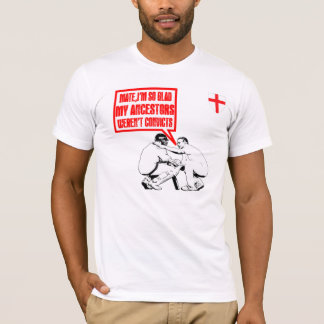 Funny Aussie convicts cricket T-Shirt