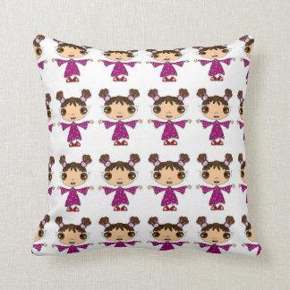 Funny Baby girl Cushion