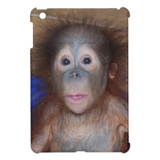 Funny Baby Orangutan iPad Mini Case