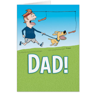 Funny Bacon Lover Father's Day Card