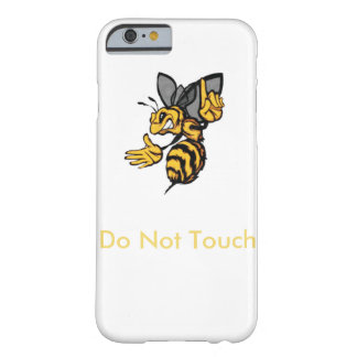 funny barely there iPhone 6 case