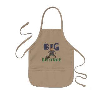 Funny Big Brother Gift Kids Apron