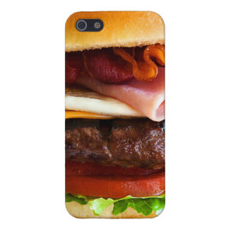 Funny big burger case for the iPhone 5