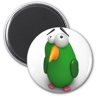 Funny Bird Magnet