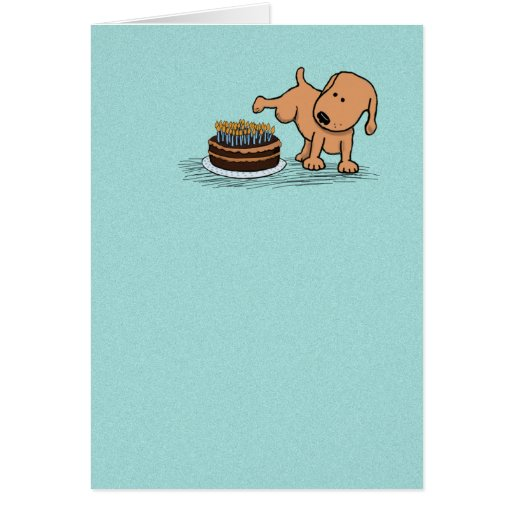 Funny birthday card: Years Whiz By