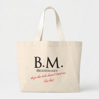 Funny Bridesmaid Bags