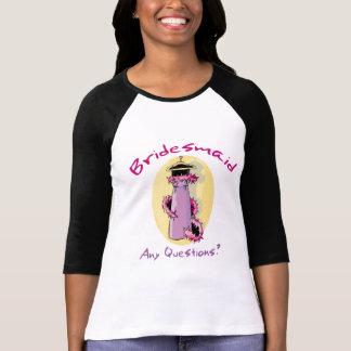 Funny Bridesmaid Gifts Shirt