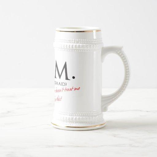 Funny Bridesmaid Coffee Mug