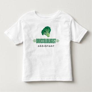Funny Broccoli Toddler T-Shirt