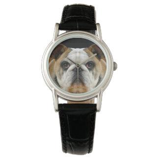 Funny Bulldog Breed Watch